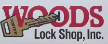 Logo, Woods Lock Shop Inc. - Local Locksmith